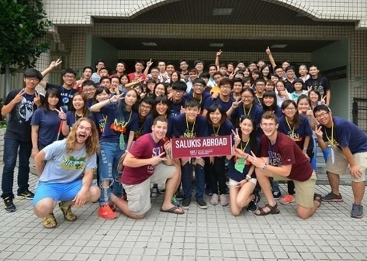 Siu Students in Taiwan